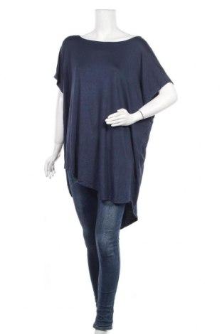 Дамска блуза Avella, Размер XXL, Цвят Син, Вискоза, еластан, Цена 18,90лв.