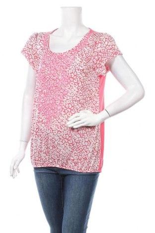 Дамска блуза B.C. Best Connections, Размер XL, Цвят Розов, 50% вискоза, 50% полиестер, Цена 16,07лв.