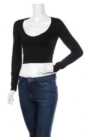 Γυναικεία μπλούζα BDG, Μέγεθος S, Χρώμα Μαύρο, 92% πολυαμίδη, 8% ελαστάνη, Τιμή 8,51€