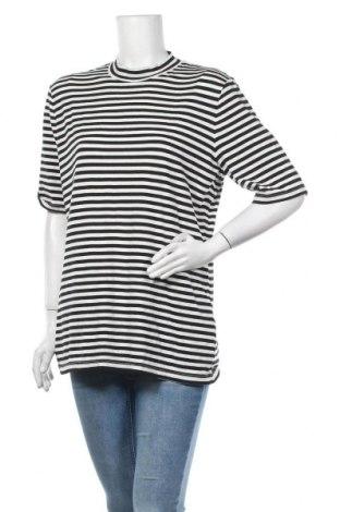 Дамска блуза Banana Republic, Размер XL, Цвят Бял, 58% памук, 38% модал, 4% еластан, Цена 27,93лв.