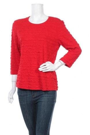 Дамска блуза Barbara Lebek, Размер L, Цвят Червен, Цена 33,60лв.