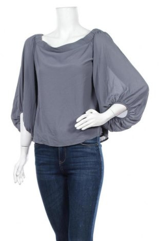 Γυναικεία μπλούζα Bardot, Μέγεθος M, Χρώμα Γκρί, Πολυεστέρας, Τιμή 6,75€