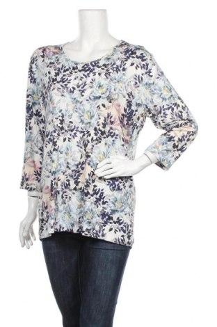 Дамска блуза Bexleys, Размер L, Цвят Многоцветен, 94% вискоза, 6% еластан, Цена 20,95лв.