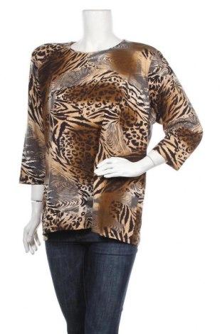 Дамска блуза Bexleys, Размер XXL, Цвят Многоцветен, 92% вискоза, 8% еластан, Цена 15,75лв.