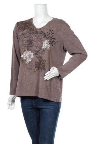 Дамска блуза Bexleys, Размер L, Цвят Кафяв, Цена 18,95лв.