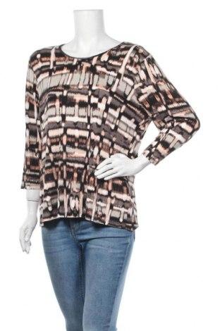 Дамска блуза Bianca, Размер XL, Цвят Многоцветен, 96% вискоза, 4% еластан, Цена 17,64лв.