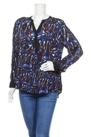 Дамска блуза Blue Illusion, Размер XL, Цвят Многоцветен, Вискоза, Цена 8,93лв.
