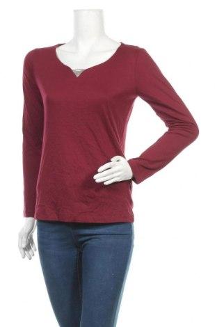 Дамска блуза Blue Seven, Размер M, Цвят Червен, 50% памук, 50% модал, Цена 18,95лв.