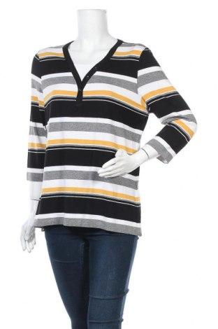 Дамска блуза Bonita, Размер L, Цвят Многоцветен, 95% вискоза, 5% еластан, Цена 17,85лв.