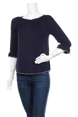 Дамска блуза Bonita, Размер S, Цвят Син, 93% вискоза, 7% еластан, Цена 15,96лв.