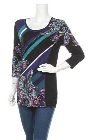 Дамска блуза Bonita, Размер S, Цвят Многоцветен, 95% вискоза, 5% еластан, Цена 15,96лв.