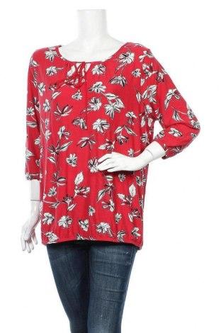 Γυναικεία μπλούζα Bonita, Μέγεθος XXL, Χρώμα Κόκκινο, 95% βισκόζη, 5% ελαστάνη, Τιμή 11,69€