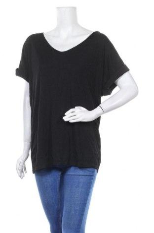 Дамска блуза Boohoo, Размер XL, Цвят Черен, 95% полиестер, 5% еластан, Цена 24,15лв.