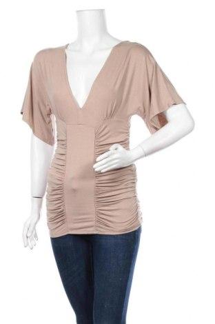 Γυναικεία μπλούζα Boston Proper, Μέγεθος XS, Χρώμα  Μπέζ, 95% βισκόζη, 5% ελαστάνη, Τιμή 6,75€