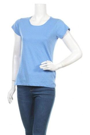 Дамска блуза Boule..., Размер S, Цвят Син, Памук, Цена 17,85лв.