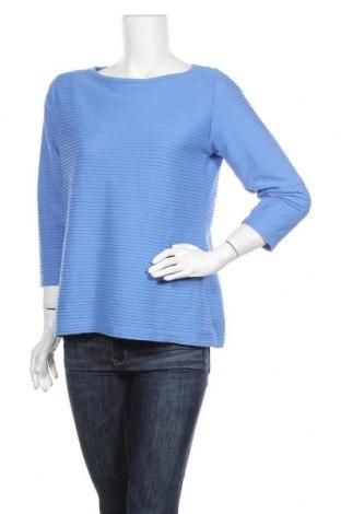 Дамска блуза Boule..., Размер M, Цвят Син, 65% полиестер, 35% памук, Цена 16,96лв.