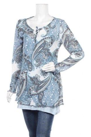 Дамска блуза Boysen's, Размер L, Цвят Многоцветен, Полиестер, Цена 19,95лв.