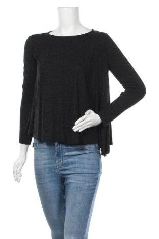 Дамска блуза COS, Размер M, Цвят Черен, 90% вискоза, 10% вълна, Цена 24,99лв.