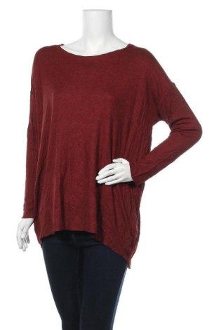 Дамска блуза COS, Размер L, Цвят Червен, 70% вискоза, 30% вълна, Цена 37,91лв.