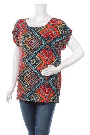 Дамска блуза Caroline K Morgan, Размер XL, Цвят Многоцветен, Цена 15,75лв.