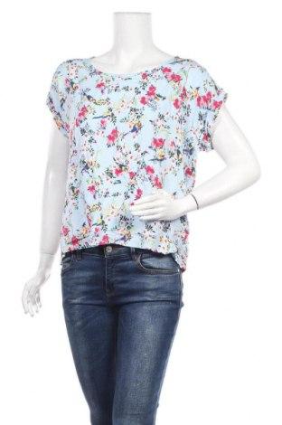 Дамска блуза Caroline K Morgan, Размер XL, Цвят Син, Вискоза, Цена 15,75лв.