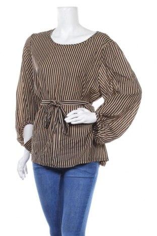 Дамска блуза Caroline K Morgan, Размер XXL, Цвят Многоцветен, Полиестер, Цена 16,80лв.