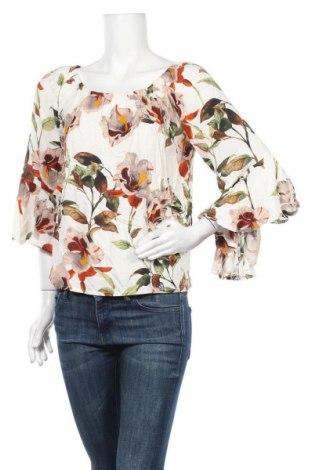 Дамска блуза Caroline K Morgan, Размер XL, Цвят Многоцветен, Вискоза, Цена 17,85лв.