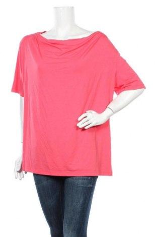 Γυναικεία μπλούζα Charles Vogele, Μέγεθος XL, Χρώμα Ρόζ , 95% βισκόζη, 5% ελαστάνη, Τιμή 4,09€