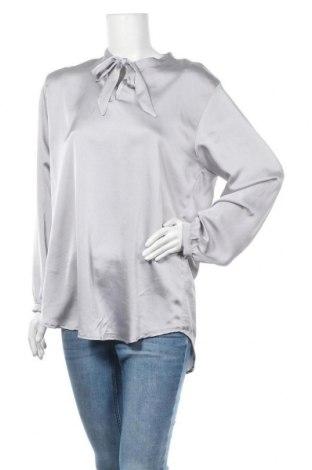 Γυναικεία μπλούζα Cherokee, Μέγεθος L, Χρώμα Γκρί, 100% πολυεστέρας, Τιμή 4,32€