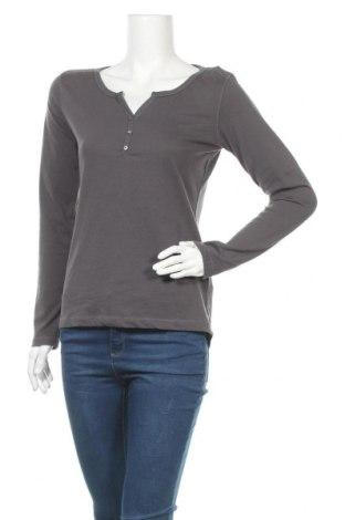 Дамска блуза Colours Of The World, Размер S, Цвят Сив, Цена 14,96лв.