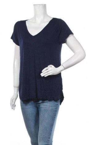 Дамска блуза Cotton On, Размер XL, Цвят Син, 85% вискоза, 10% полиестер, 5% еластан, Цена 16,96лв.