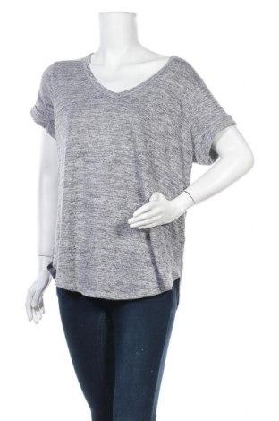 Дамска блуза Cotton On, Размер XL, Цвят Сив, 48% полиестер, 47% вискоза, 5% еластан, Цена 19,95лв.