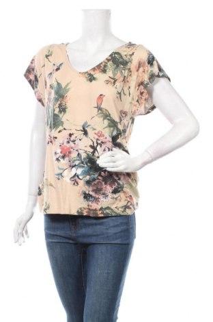 Дамска блуза Cream, Размер L, Цвят Многоцветен, 85% вискоза, 15% еластан, Цена 40,95лв.