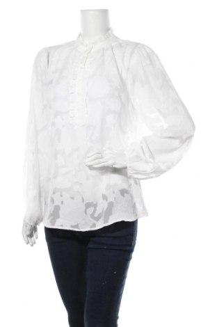 Дамска блуза Cream, Размер L, Цвят Бял, Полиестер, Цена 51,62лв.