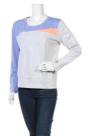 Дамска блуза Crivit, Размер M, Цвят Многоцветен, 60% памук, 40% полиестер, Цена 15,96лв.