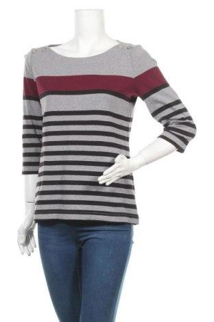 Дамска блуза Croft & Barrow, Размер M, Цвят Многоцветен, 60% памук, 40% полиестер, Цена 18,90лв.