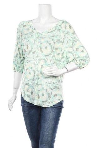 Дамска блуза Dex, Размер M, Цвят Многоцветен, Вискоза, Цена 16,96лв.