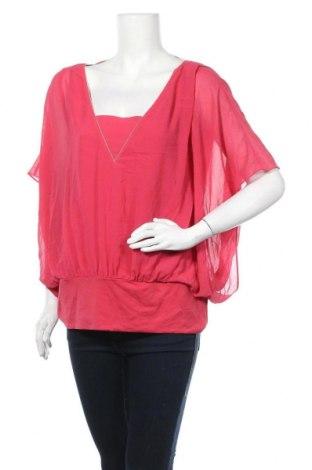 Γυναικεία μπλούζα Diana Ferrari, Μέγεθος XL, Χρώμα Ρόζ , Πολυεστέρας, Τιμή 25,92€