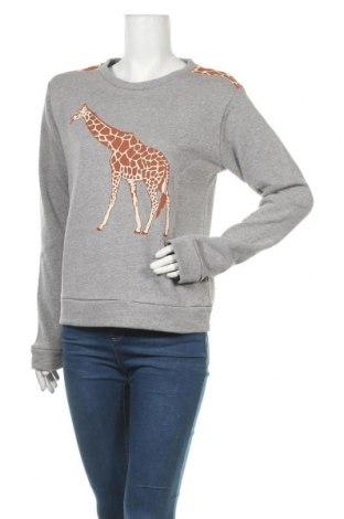 Γυναικεία μπλούζα Dolores Promesas, Μέγεθος S, Χρώμα Γκρί, Βαμβάκι, Τιμή 17,43€