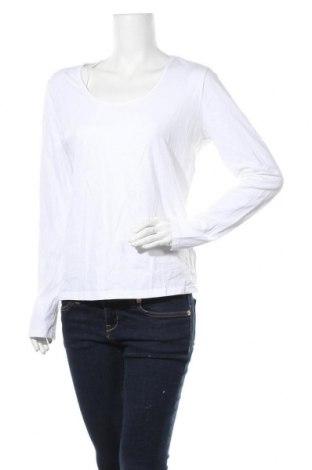 Дамска блуза Dotti, Размер XL, Цвят Бял, 95% памук, 5% еластан, Цена 9,98лв.