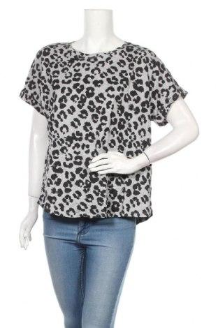 Дамска блуза Dotti, Размер XL, Цвят Сив, 90% памук, 10% вискоза, Цена 16,80лв.