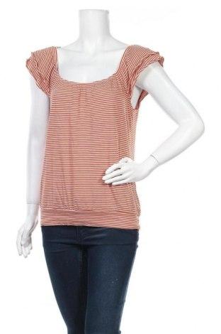 Дамска блуза Elle, Размер M, Цвят Кафяв, 60% памук, 40% модал, Цена 12,97лв.