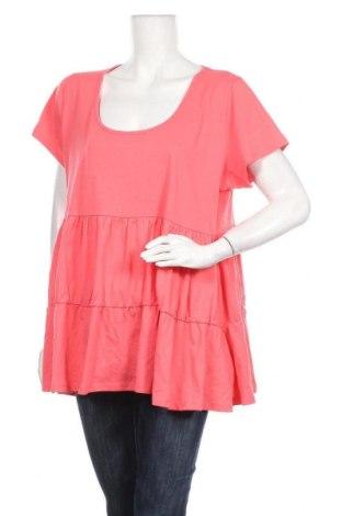 Γυναικεία μπλούζα Ellos, Μέγεθος XL, Χρώμα Ρόζ , Βαμβάκι, Τιμή 3,64€