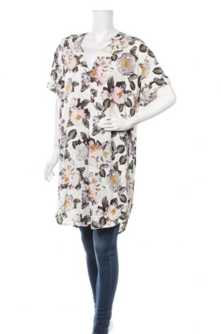 Дамска блуза Emerge, Размер XXL, Цвят Многоцветен, Вискоза, Цена 21,95лв.