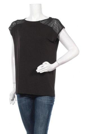 Дамска блуза Ergee, Размер XS, Цвят Черен, 95% полиестер, 5% еластан, Цена 6,25лв.