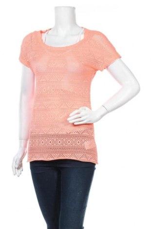 Дамска блуза Esmara, Размер XS, Цвят Розов, 97% полиестер, 3% еластан, Цена 2,00лв.
