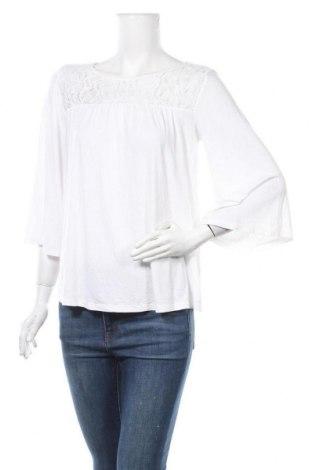 Дамска блуза Even&Odd, Размер S, Цвят Бял, Цена 15,12лв.