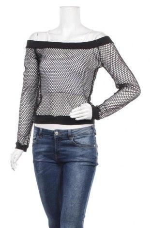 Дамска блуза Express, Размер XS, Цвят Черен, Цена 17,85лв.