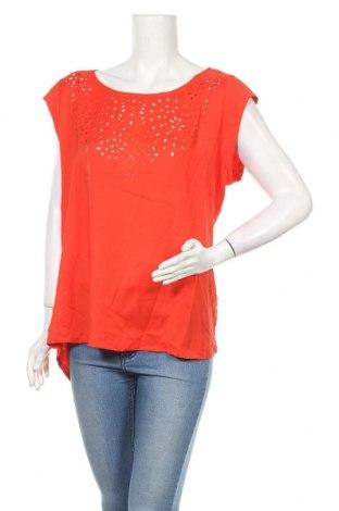 Дамска блуза Fate, Размер XL, Цвят Червен, Полиестер, вискоза, Цена 5,36лв.
