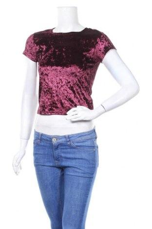 Дамска блуза Fb Sister, Размер XS, Цвят Лилав, Цена 18,90лв.